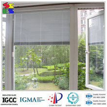 Top quality and reasonable price economical motorized jalousie window sun shade
