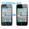 nano anti-burst tempered glass protective film for apple iphone 5