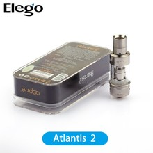 Wholesale Crazy Vape Aspire newest Atomizer Aspire Atlantis 2 /Atlantis 2.0 /Atlantis II fit istick 50w