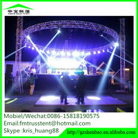 aluminum ceiling lighting truss system for music show