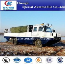 New on sale China innovative Amphibious truck/vehicle Drive in water and on land even across bad-condition road Optional style