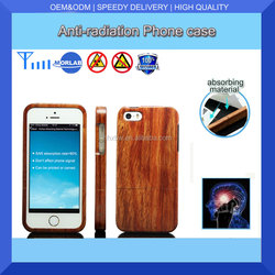 two mobile phones leather case cheap anti-radiation silicon mobile phone case for iphone 5""