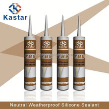 superior weatherability UV resistance silicone cartridge