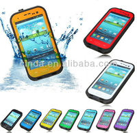Waterproof Shockproof Dirt Proof Durable Case Cover For Samsung Galaxy S4 i9500
