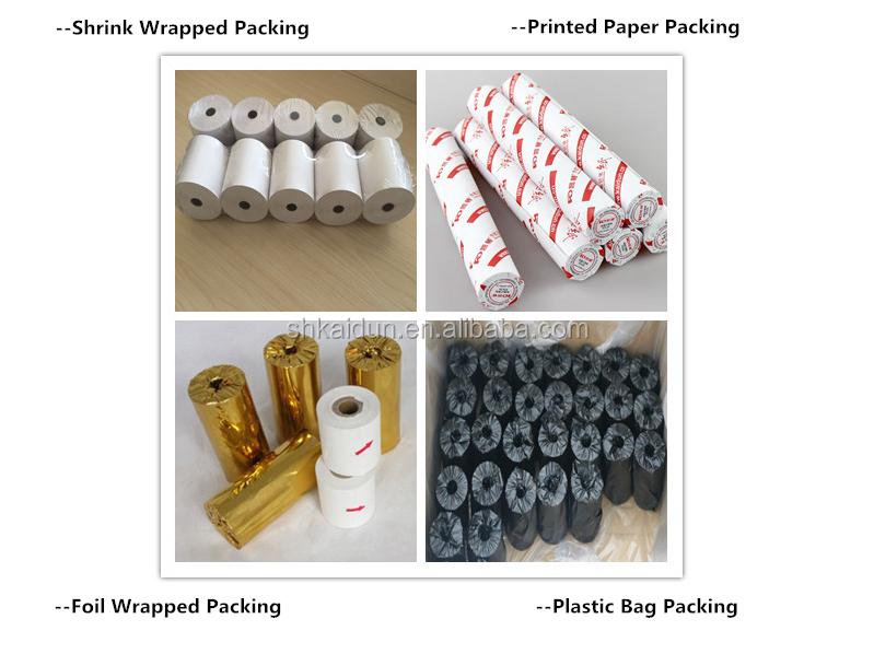 Garantia de comércio Alibaba 57mm rolo de papel térmico para impressora móvel
