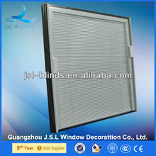 J.S.L High Quality Environmental Windows with internal mini blinds popular in the world
