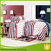 Printing luxury bedspreads soft silk bedding