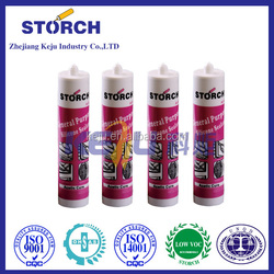 Storch silicone sealant for car side windshield rubber auto glass rubber