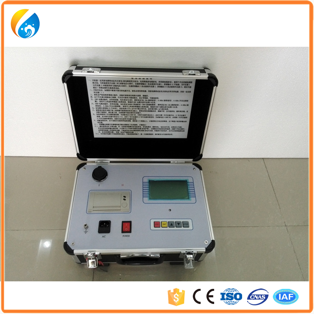 Low Voltage Hipot Tester : Portable ac hipot tester ultra low frequency high voltage