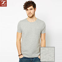 high quality blank t-shirt for heat press cotton