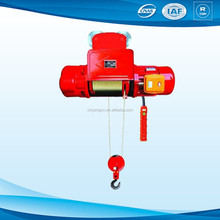 CD1 MD1 Light Duty Wire Rope Electric Hoist for Sale