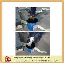 Ordinary Semisolid asphalt glue, for roof construction under asphalt shingle