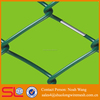 High Quality Good Price galvanized different color pvc coated chain link fence