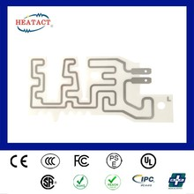 Taiwan new customized high frequency electric polyester film heaters