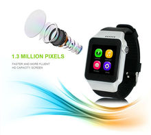 2015 Latest Android Mobile Wrist Smart Watch Phone