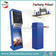 Access Control automated parking system