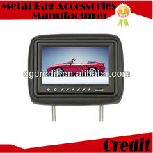 best selling 9 inch headrest monitor with stand alone