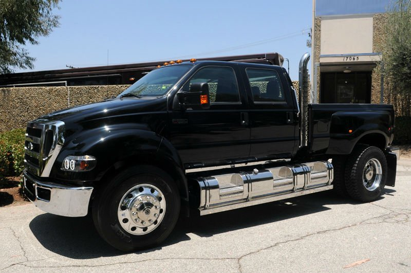 2012 Ford F650 Pick Up Conversion Buy Luxury Vehicles