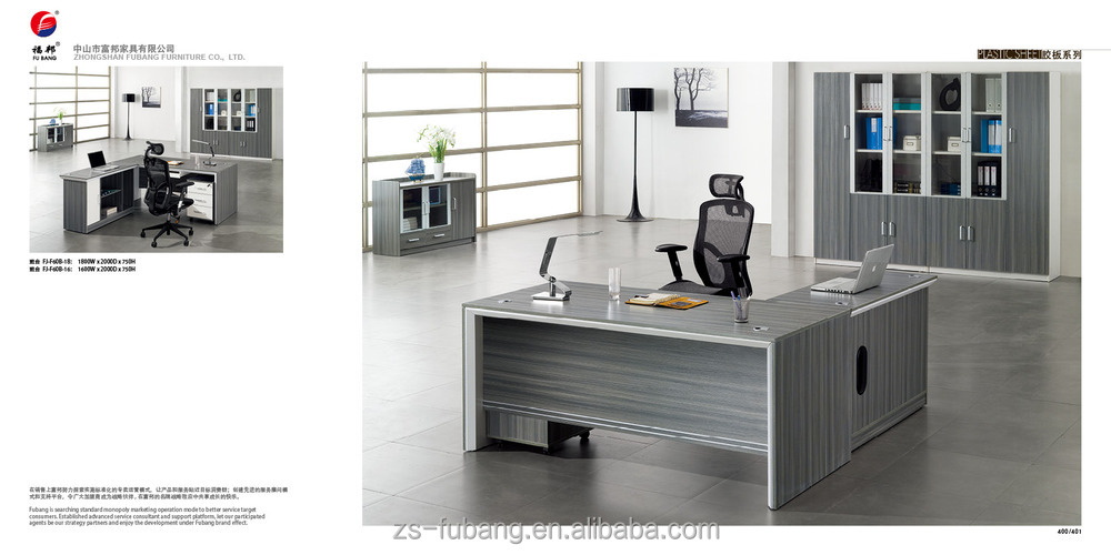 Modern Office Furniture Mfc Manager Table Simple Design Buy Manager Office