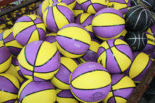 Top grade manufacture anti stress ball basketball
