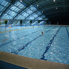 High Quality 100%Bayer transparent plastic roof plastic swimming pools inflatable swimming pool cover with UV Protection