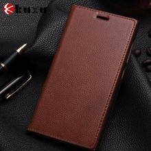 Genuine leather mobile phone case for xiaomi 3 wholesale shenzhen supplier