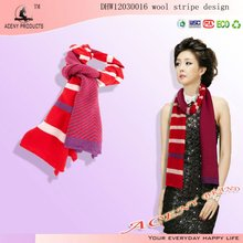 Winter Scarf Thick Wool Long Knitting Scarf