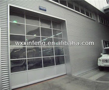 Perspective Door Auto Dealer's Door transparent industrial door