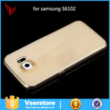 Hot selling Soft TPU Silicone Gel case for Samsung Gaiaxy Y Duos S6102