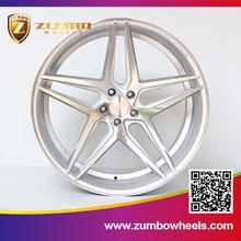 ZUMBO A0015 New design 4x98 alloy wheel,13-inch alloy wheel,wheel rim alloy 5x105