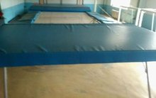 olympic games competition trampoline