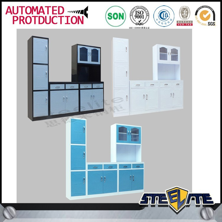 Factory direct wholesale kitchen cabinets metal kitchen for China kitchen cabinets direct