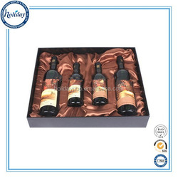 High Quality Stable Packing Wine Bottle Cardboard Carrier