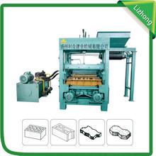 High quality hot selling Hydraulic pressure QT8-15 Brick Making Machine / hollow block making machine