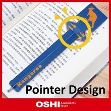 Bookmark ballpoint pen, customization ballpoint pen with logo