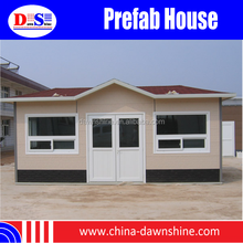 Container House with Bathroom/Wheels, Storage/Military/Cargo Container House, Prefab House Villa