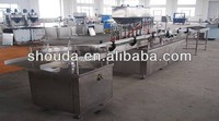Factory price Automatic can sticky rose jam filling machine with CE,ISO