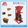 SL1-25 Eco 2700 hollow mobile block making machine powered by diesel