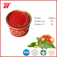 low price tomato paste in canned food