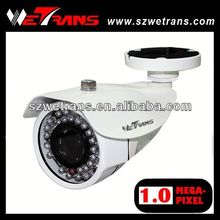 Wetrans Night Vision ONVIF2.0 Network 1.0MP Tiny new design Homeland Security Camera Systems