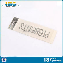 Widely Use Favorable Price Peals & Rhinestone Sticker