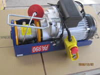 Mini Electric Cable Hoist PA Type 1000kg Electric winch