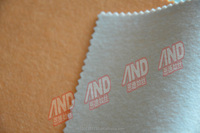 double side wool fabric / 100%wool fabric / heavy woolen coat fabric