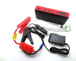 Vehicle Jump Starter 12000mAh Batter Car Starter Power Tools 5V/12V/16V/19V for laptop/computer/motocyle etc