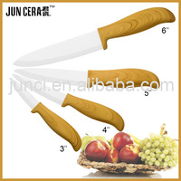 Royalty line chef master ceramic knife set