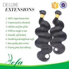 fast shipping Brazilian human hair bd company bd team different texture 100% virgin