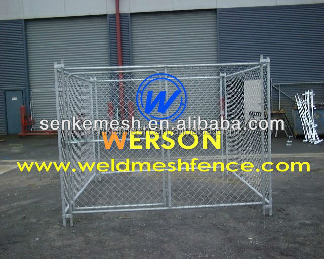 Welded Mesh Panel for Dog Kennel