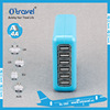 output 5V 4A 6 USB universal travel Australian plug and charger with supplied by factory