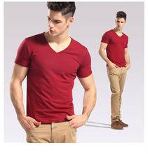 Black white short sleeve sports shirt fabric