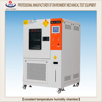 Constant climate chamber for the testing of car spare parts